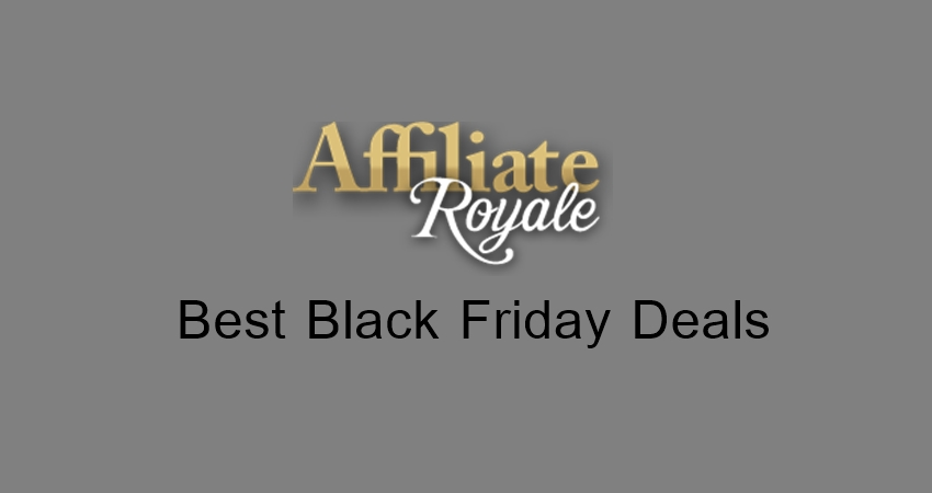 Affiliate Royale Black Friday