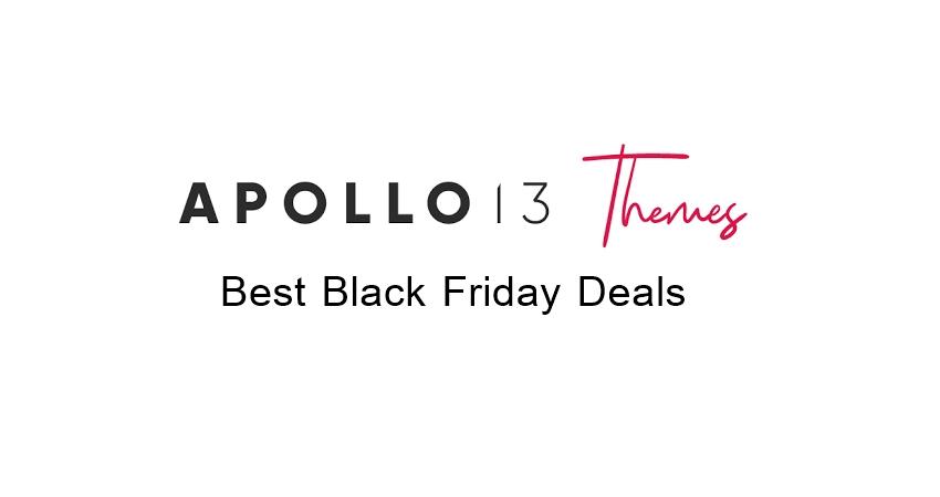 Apollo13Themes Black Friday