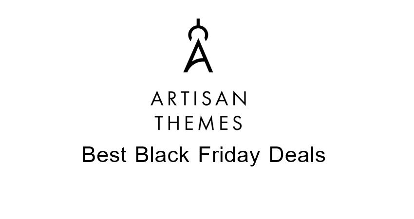 Artisan Themes Black Friday