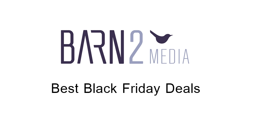 Barn2 Media Black Friday
