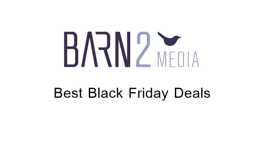 Barn2 Media Black Friday