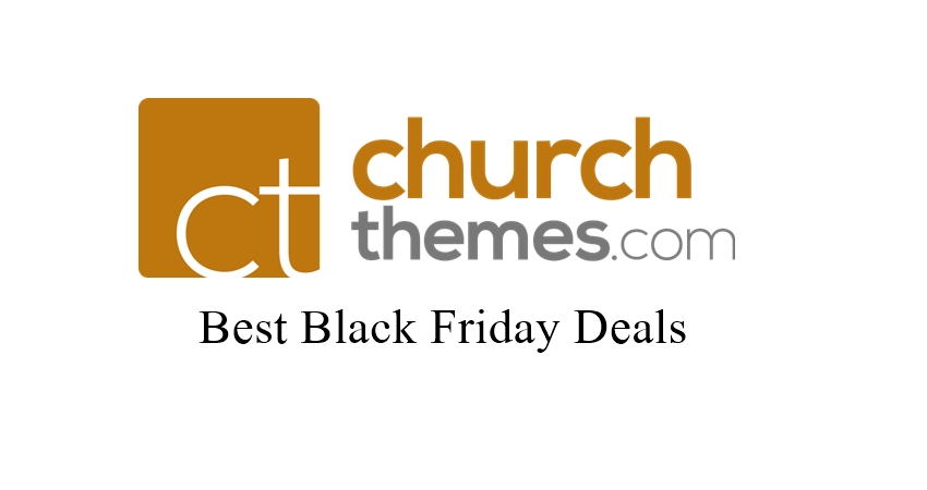 Church Themes Black Friday