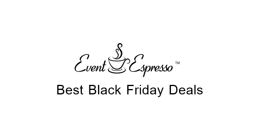 Event Espresso Black Friday