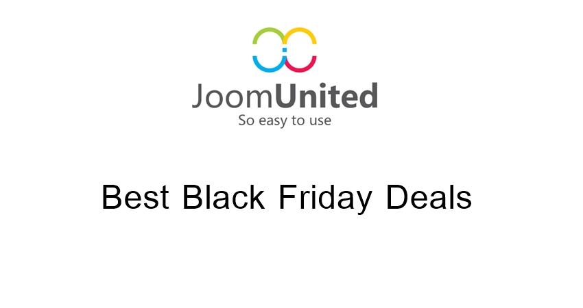 JoomUnited Black Friday