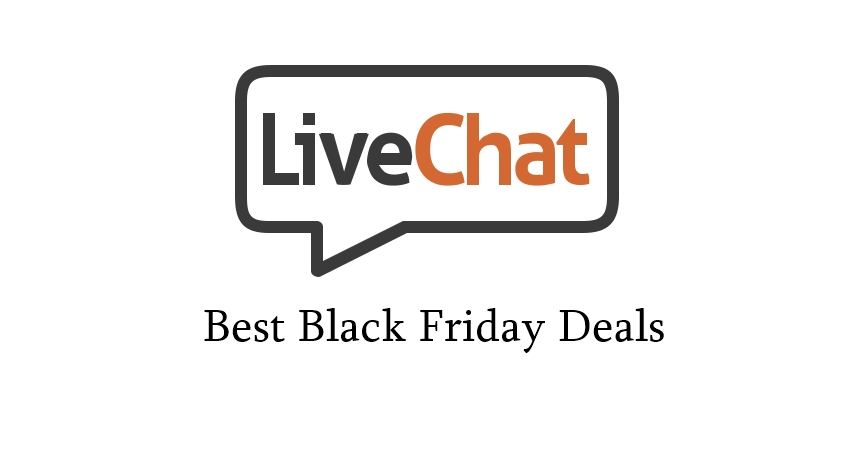 Live Chat Black Friday