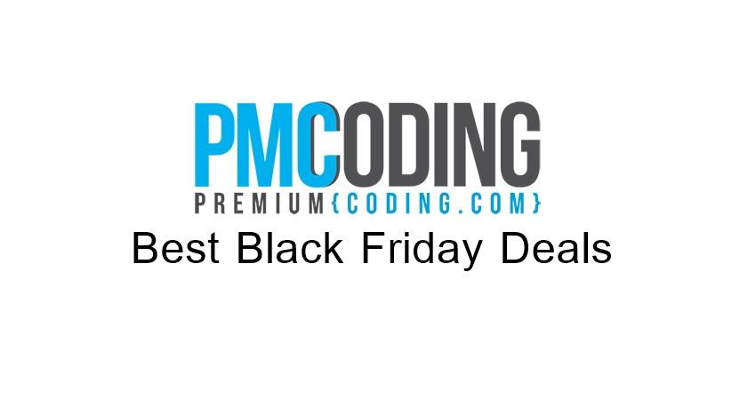 Premium Coding Black Friday