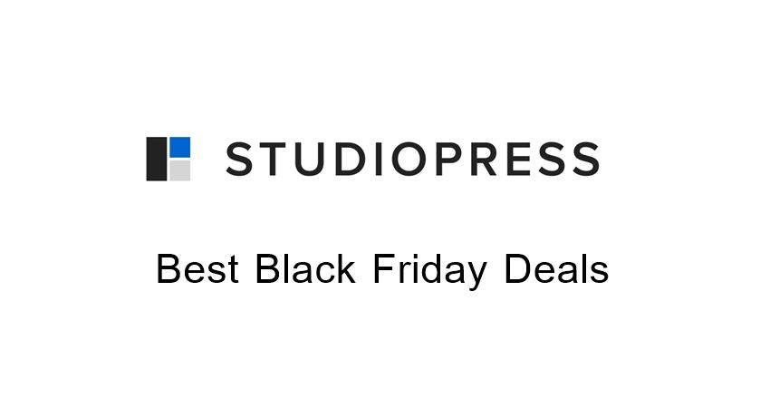 Studiopress Black Friday