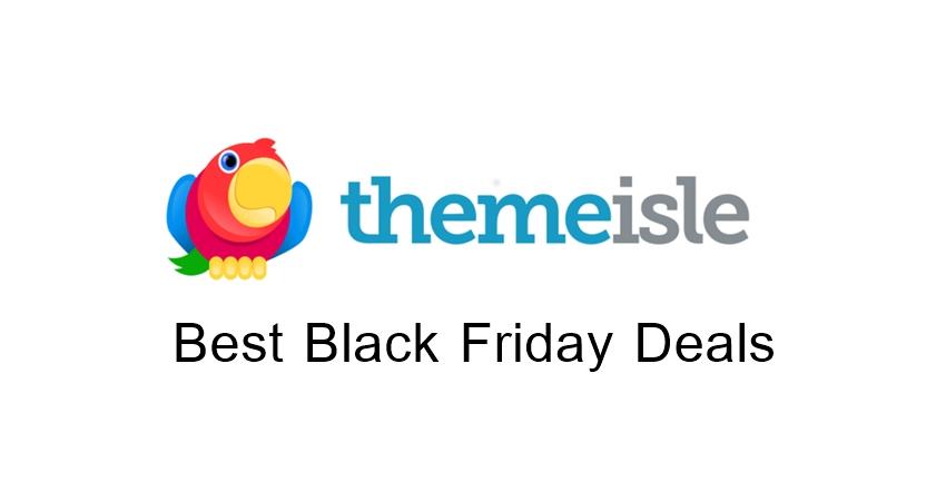 Themeisle Black Friday
