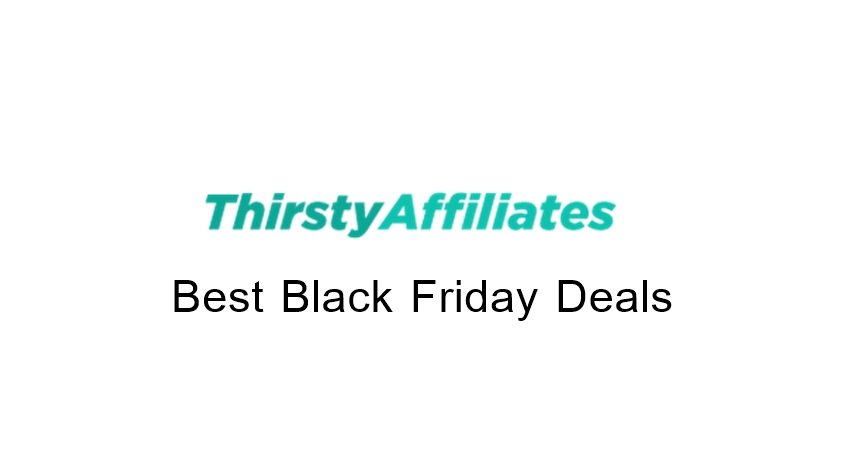 ThirstyAffiliates Black Friday