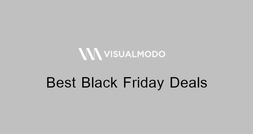 VisualModo Black Friday