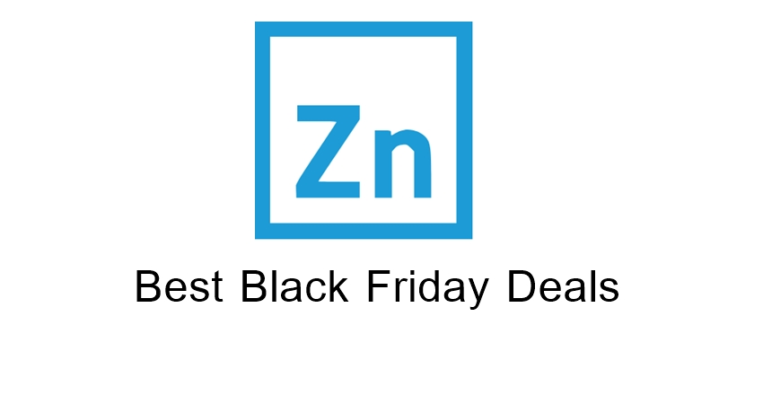 WP Zinc Black Friday