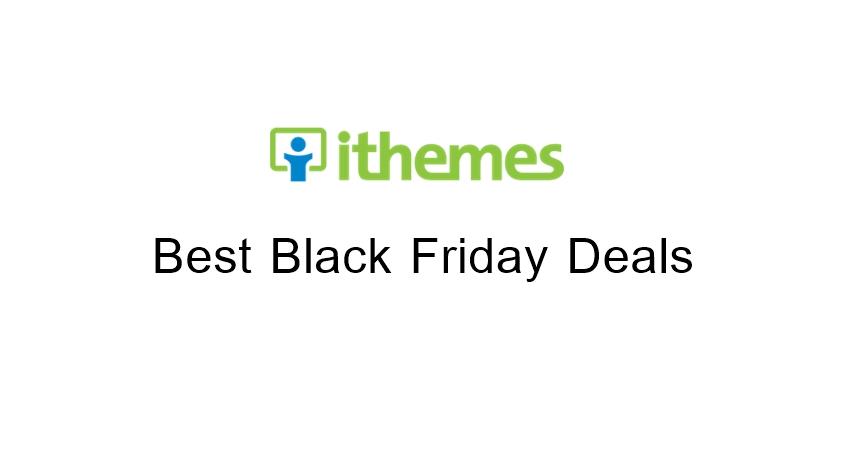 iThemes Black Friday