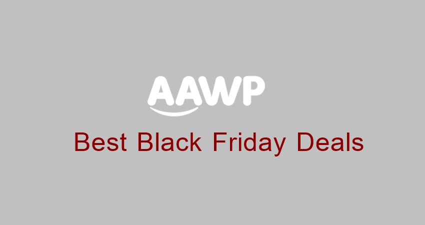 AAWP Black Friday