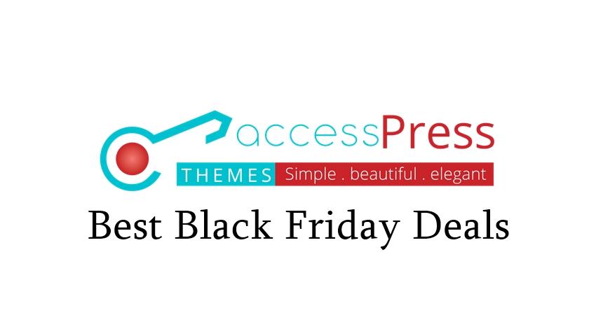 AccessPress Themes Black Friday
