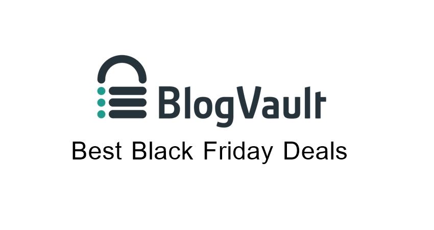 BlogVault Black Friday