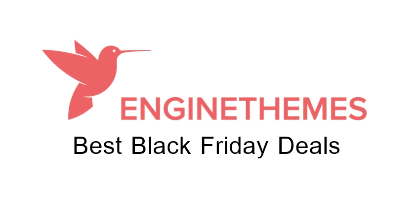 Engine Themes Black Friday