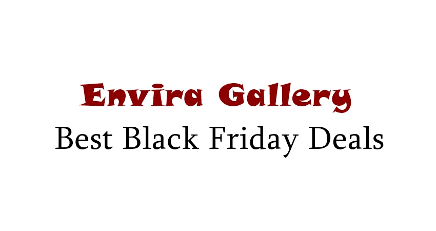 Envira Gallery Black Friday