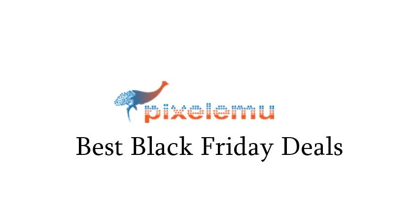 PixelEmu Black Friday