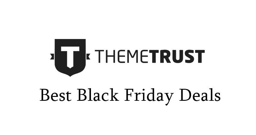 ThemeTrust Black Friday